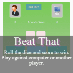 Play Beat That Dice Game Online