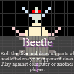 Play Beetle Dice Game Online