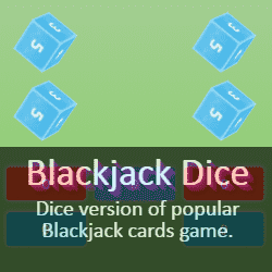Play Blackjack Dice Game Online