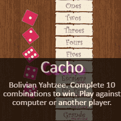 Play Cacho (Alalay) Dice Game Online