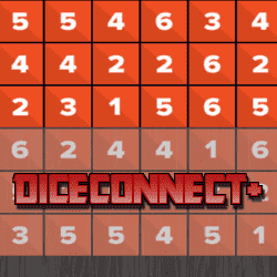 Play Dice Connect Plus Game Online