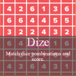 Play Dize Dice Game Online