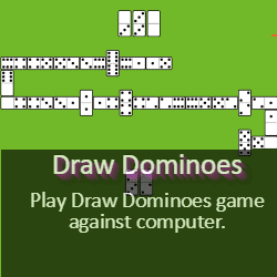 Play Draw Dominoes Game Online
