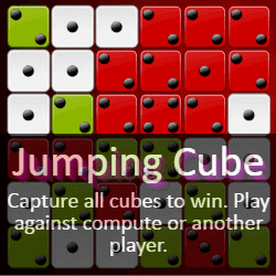 Play Jumping Cube Game Online