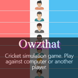 Play Owzthat Dice Game Online