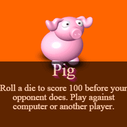 Play Pig Dice Online