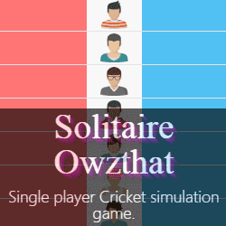 Play Solitaire Owzthat Dice Game Online